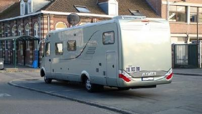 Petite annonce Camping-car Hymer - photo no. 1