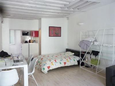 Magnifique studio meublé et équipé en résidence étudiante