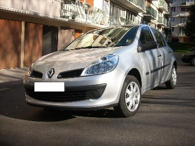 Renault Clio 85DCI luxe privilège CT OK