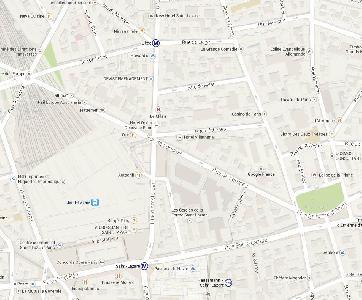 Bureaux à louer Métro Liege Proche St Lazare