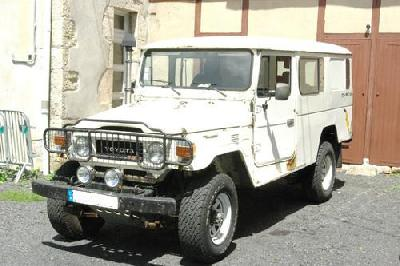 Toyota land Cruiser 4x4 bj 45 de 1984