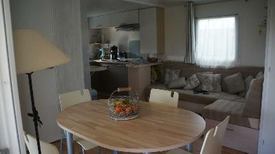 MOBIL HOME CONGES SCOLAIRES TOUSSAINT SEMAINE 44 190 EUROS