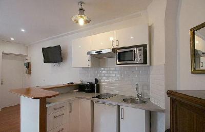 Agréable studio 30m² meublé avec cuisine équipé