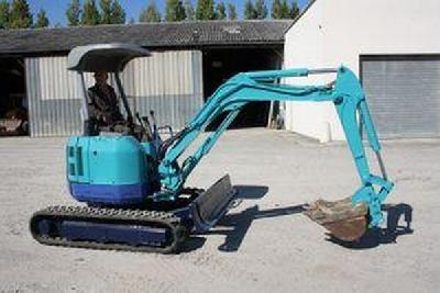 Excellente Machine Mini Pelle Kubota U20