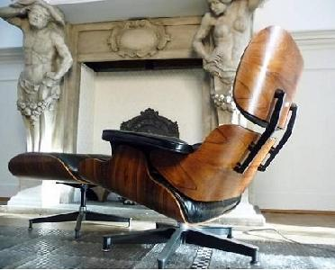 Eames Lounge chair Original 1960 Herman Miller