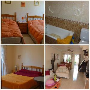 Location maison 90m2 Orihuela Costa Sud Espagne