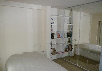 Location studio meuble de 24m²