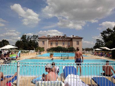 Villa à louer en résidence de vacances dans un cadre luxueux