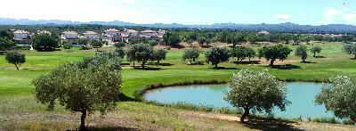 villa jumellé  1ere ligne de golf, San jordi (Castellon)