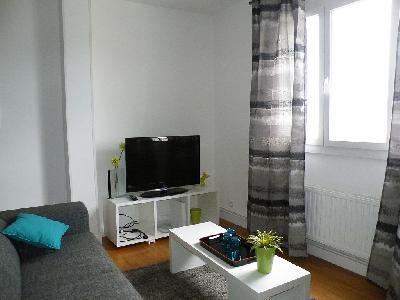 Magnifique studio T1 meublé refaire à neuf sur Grenoble