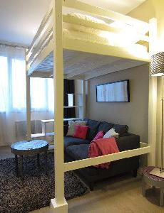 Appartement studio RUE DE BOULAINVILLIERS, PARIS 16??