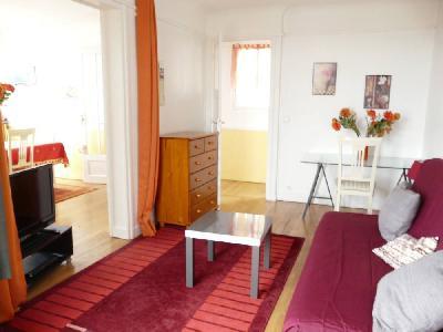 Studio meublé de 35m² Refait à neuf sur Colombes