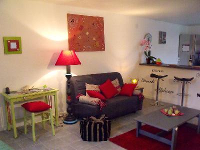 Spacieux studio meublé de 35m² sur Belfort