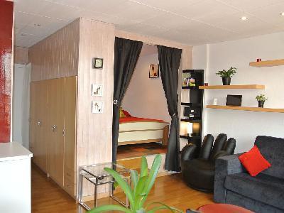 Appartement coquet T1bis de 31m² à 5 min du métro