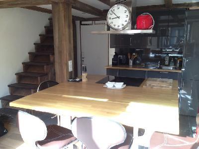 Studio F1 très calme de 25m² au centre d'Annemasse
