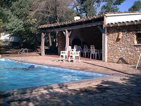 Villa 15 pers. piscine jardin Escala (Costa Brava) juillet et fin aout