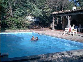 Du 4 au 18/07 et 22 au 29/08 villa 10 p.piscine  jadin à l'Escala  (Costa Brava)