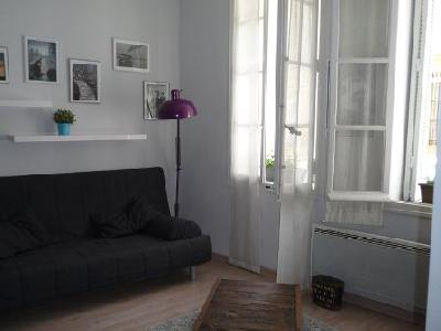 Appartement T2 Q. Chave Marseille