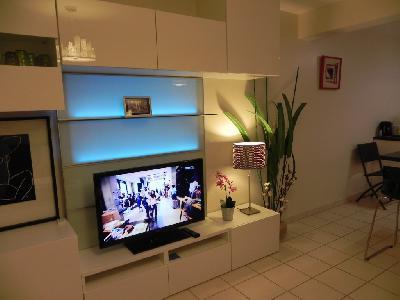 Appartement de type F2 au centre ville d'Argenteuil