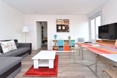 Atypique appartement T2 + terrasse sur Pontoise