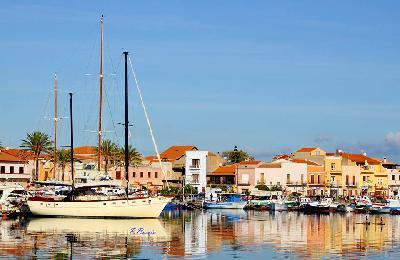 studio dans la côte sud-ouest de Sardaigne