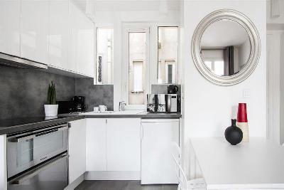 Pontoise location bel et Atypique appartement T2 de 40 m²