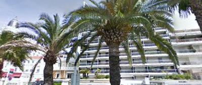 CANNES CROISETTE APPARTEMENT GRAND STANDING FRONT DE MER