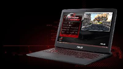 ASUS ROG  PC PORTABLE GAMER  g551jm-cn102h