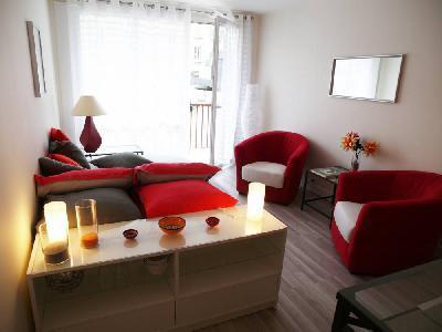 Agréable studio meublé à 10mn de la gare de Grenoble