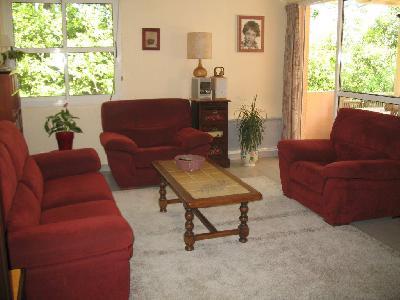 Appartement 3 pièces avec terrasse et garage - 3 rooms apartment with terrace an