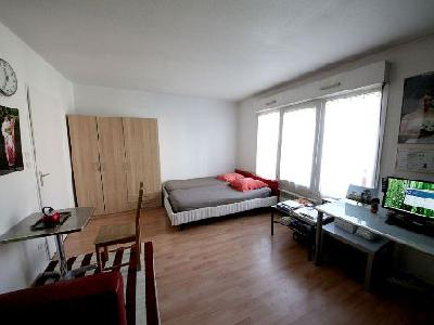 Appartement F1 à 10 min du centre-ville