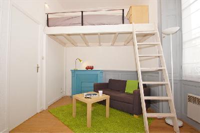 Agréable studio situé centre ville de Rennes