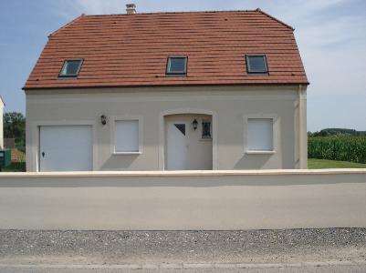 pavillon neuf 6 pièces  4 chambres à 2km de Chauny