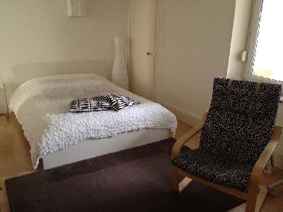 Agréable appartement T2 meublé à 10mn de la place Stanislas