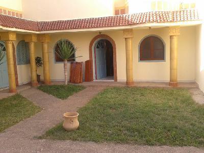 Location vacance appartement meublé+piscine à 400m de la plage de Sidi Bouzid El