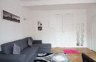 F2 meublé à louer 5 Rue Ravez