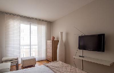 Bel 1 Chambre 50m² au coeur de Paris 19è