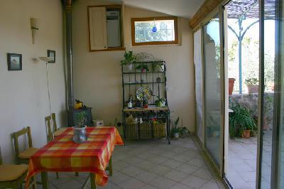 Maison rénovée dans Mirmande un des plus beaux villages de France