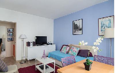 Appartement F2 meublé 35m2 centre vile 21 Rue Foch