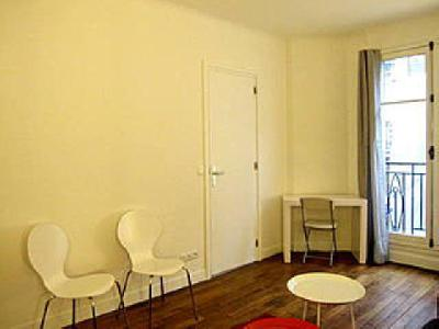 Beau Appart 1 pièce 25 m² sur PARIS 16