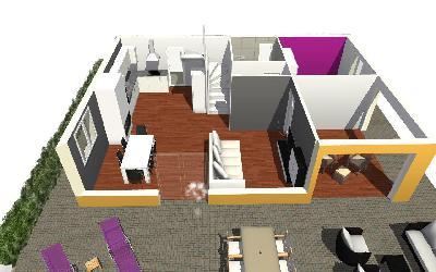 Nouvelle villa avec une vue fantastique annonce immo for Chambre a coucher 9907