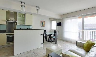 Appartement T2 meublé Paris