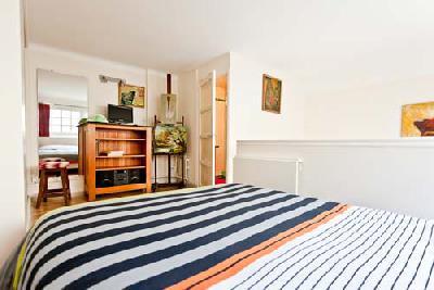 Studio 22 m² boulevard du Montparnasse Paris 75006