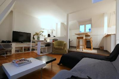 Appartement F2 Duplex de 60m² sur paris