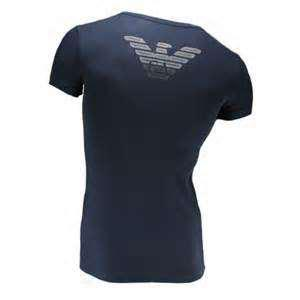T SHIRT EMPORIO ARMANI AUTHENTIC NEUF
