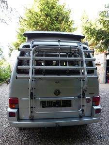 Volkswagen Transporter T4 California Freestyle 2.5L TDI