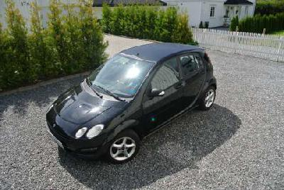 Smart Forfour 1.3 2005  127 000 km