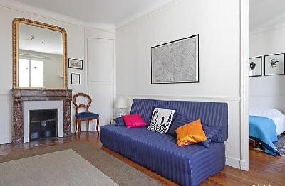 T2 meublé de 40m² centre ville Anges