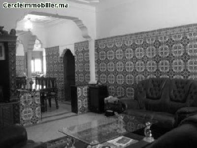 location vacances saisonnier appartement meublé témara maroc