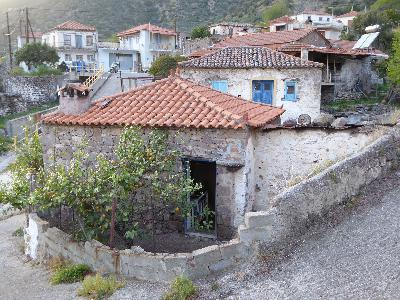 double maison grece